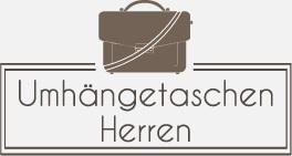 Umhängetaschen für Herren Logo