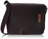 BREE Punch 61, mocca, shoulder bag 83880061 Unisex-Erwachsene Schultertaschen 26x6x21 cm (B x H x T), Braun (mocca 880) - 1