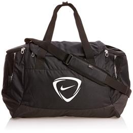 Nike Sporttasche, schwarz