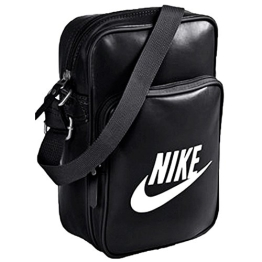 Nike Waistpacks Heritage Umhängetasche, schwarz