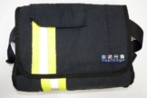 hupfbags® Modell Florian L. Die Taschen die für dich durchs Feuer gegangen sind. Jede Tasche ein Unikat !! -