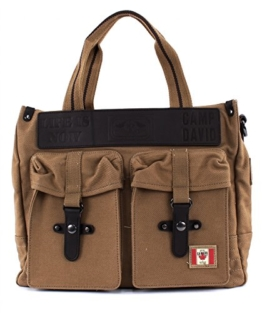 CAMP DAVID Rocky Mountain Shopper Sand -
