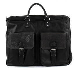 CAMP DAVID University Peak Weekender Black -
